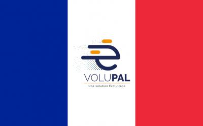 Francie – jsme členy paletového systemu Volupal