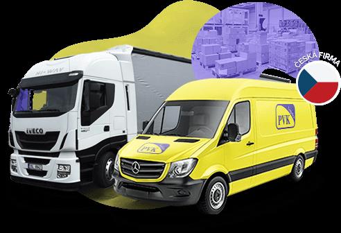 Komplexní logistika pro firmy